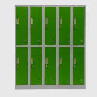 Locker verde 03